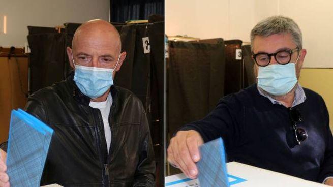 Elezioni Senigallia, Volpini e Olivetti al ballottaggio