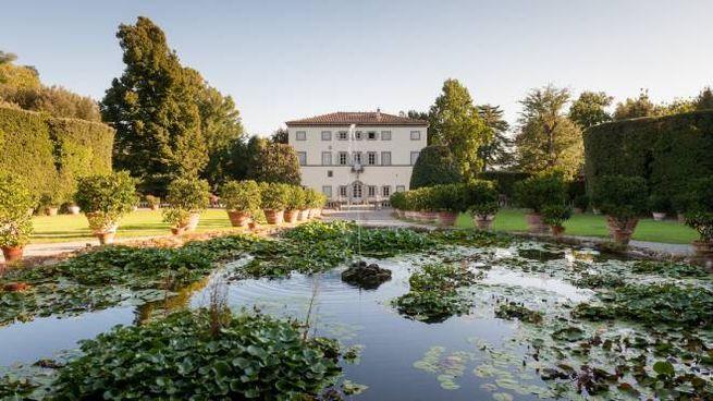Villa Grabau a Lucca
