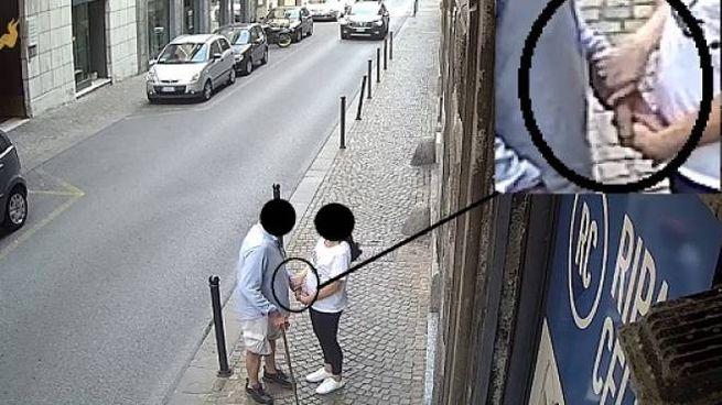 Il furto del Rolex