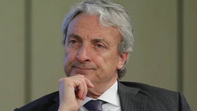 Giuseppe Pasini, presidente degli industriali bresciani