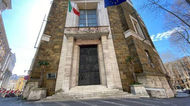 La sede del Mise a Roma (Ansa)