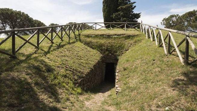 Il Tumulo di Montecalvario