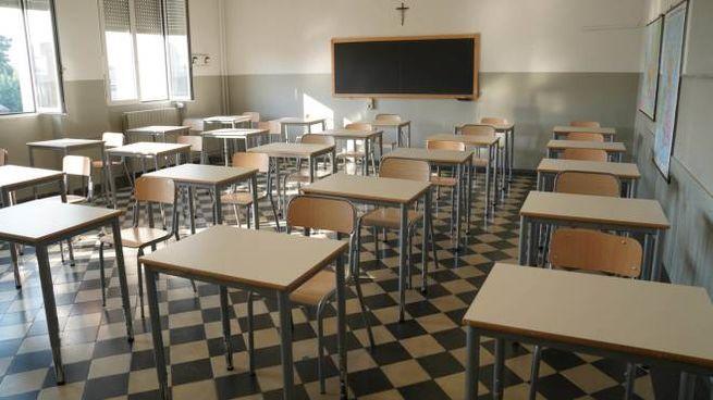 Una classe deserta