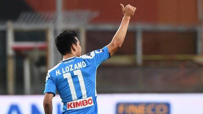 Hirving Lozano (Ansa)