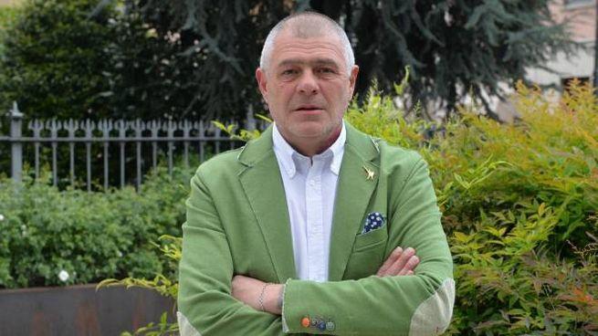 Il sindaco Enrico Puricelli