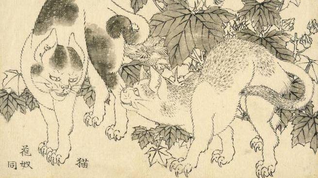 I disegni riscoperti - Foto: Katsushika Hokusai, 1829 © The Trustees of the British Museum