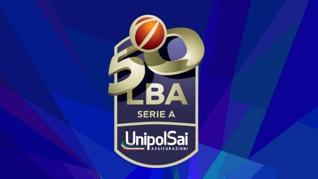 Basket Serie A, nuovo logo