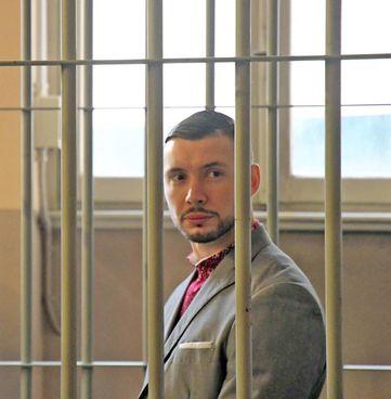 """Vitaly Markiv, imputato per l'assassinio del fotogrfo Andrea """"Andy"""" Rocchelli"""