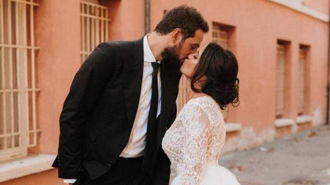 Marco Belinelli e la moglie Martina (Credits: Lenny Pellico)