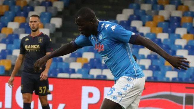 Koulibaly rimarrà al Napoli