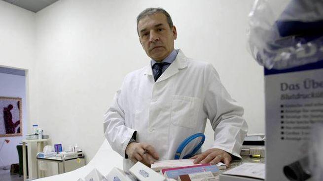 Carlo Teruzzi, presidente dell'Ordine dei medici di Monza e Brianza