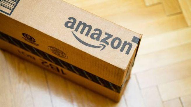 Consegna senza fretta di Amazon