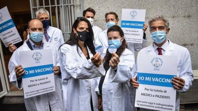 Presentazione della campagna 'Io mi Vaccino'