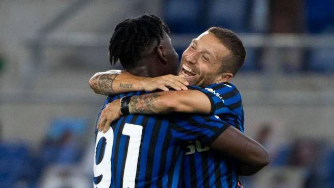 Serie A, Lazio-Atalanta (Ansa)