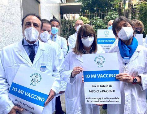 La campagna per il vaccino antifluenzale