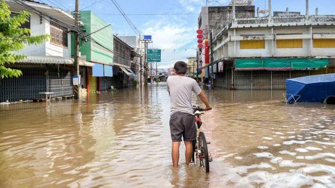 I delta più popolosi si trovano nel raggio d'azione dei cicloni tropicali
