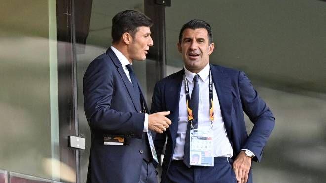 """Inter, le reazioni dopo il sorteggio. Zanetti: """"Girone equilibrato"""""""