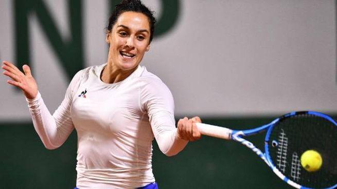 Martina Trevisan al Roland Garros (Ansa)