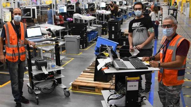 Botta e risposta tra Cisl e Amazon