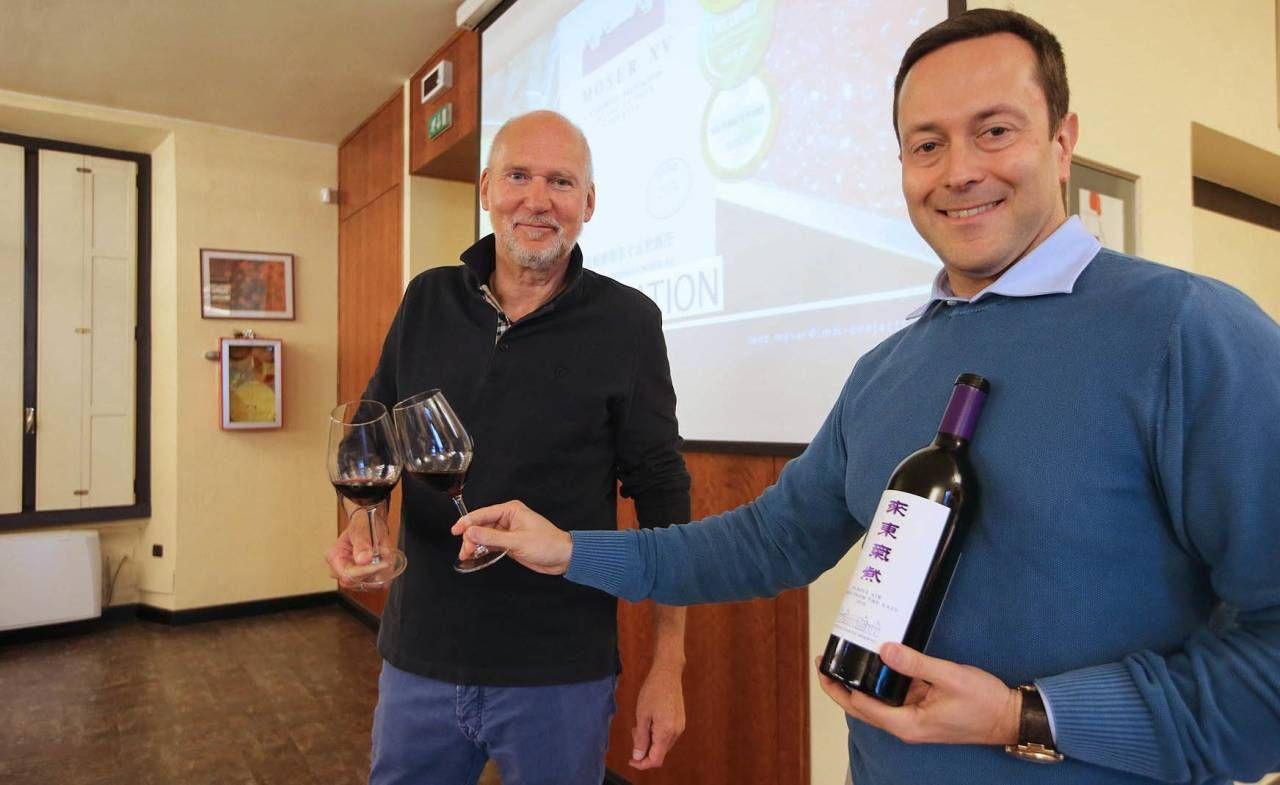 Marcello Meregalli: «Non un salto nel buio, ma la distribuzione di un vino di ottima qualità»