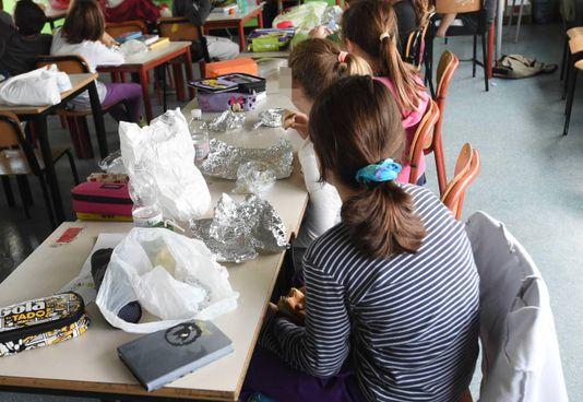 Gli studenti possono ordinare la merenda e vedersela recapitare a scuola