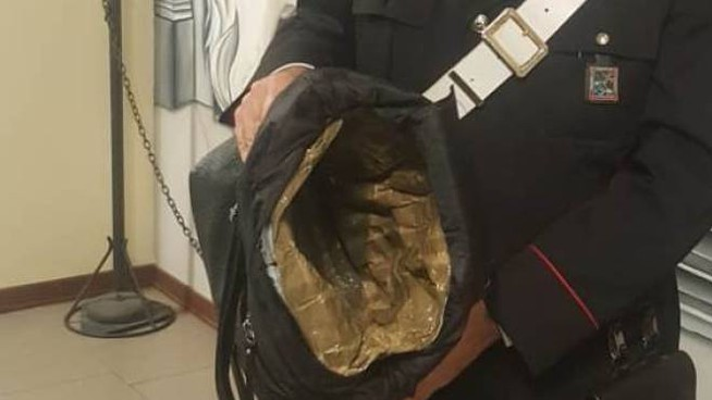 La borsa schermata