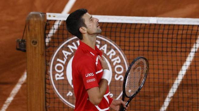 Roland Garros, Novak Djokovic in finale (Ansa)