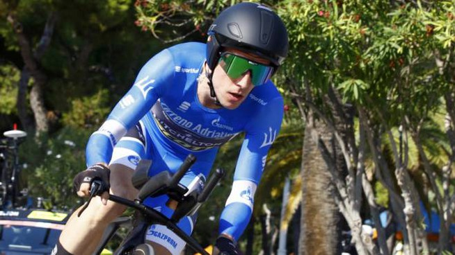 Simon Yates positivo al Coronavirus: si ritira dal Giro d'Italia (Ansa)