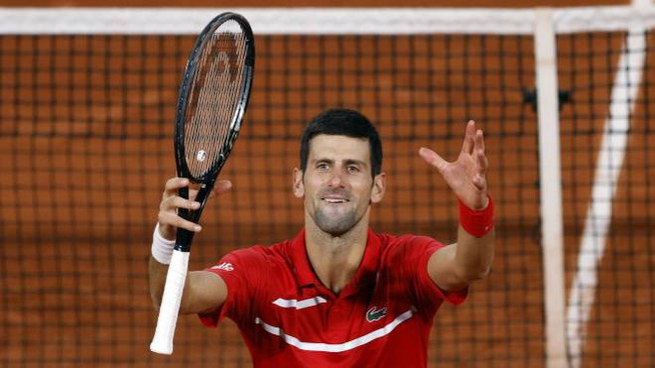 Novak Djokovic (Ansa)