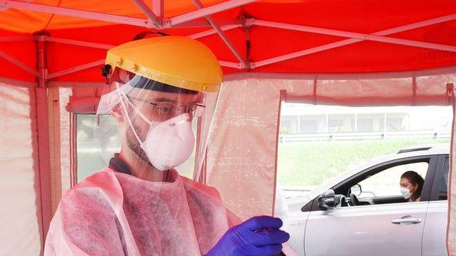 Ieri si è registrato il numero più alto di contagio dallo scorso maggio