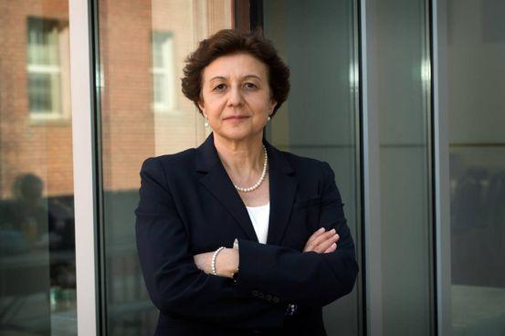 Annamaria Lusardi, direttore del Comitato Edufin