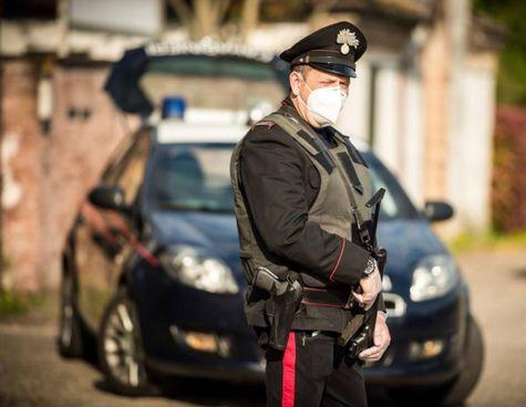I carabinieri stanno ancora indagando sulla tragedia