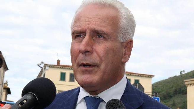 Eugenio Giani, presidente della Regione Toscana (Goiorani)
