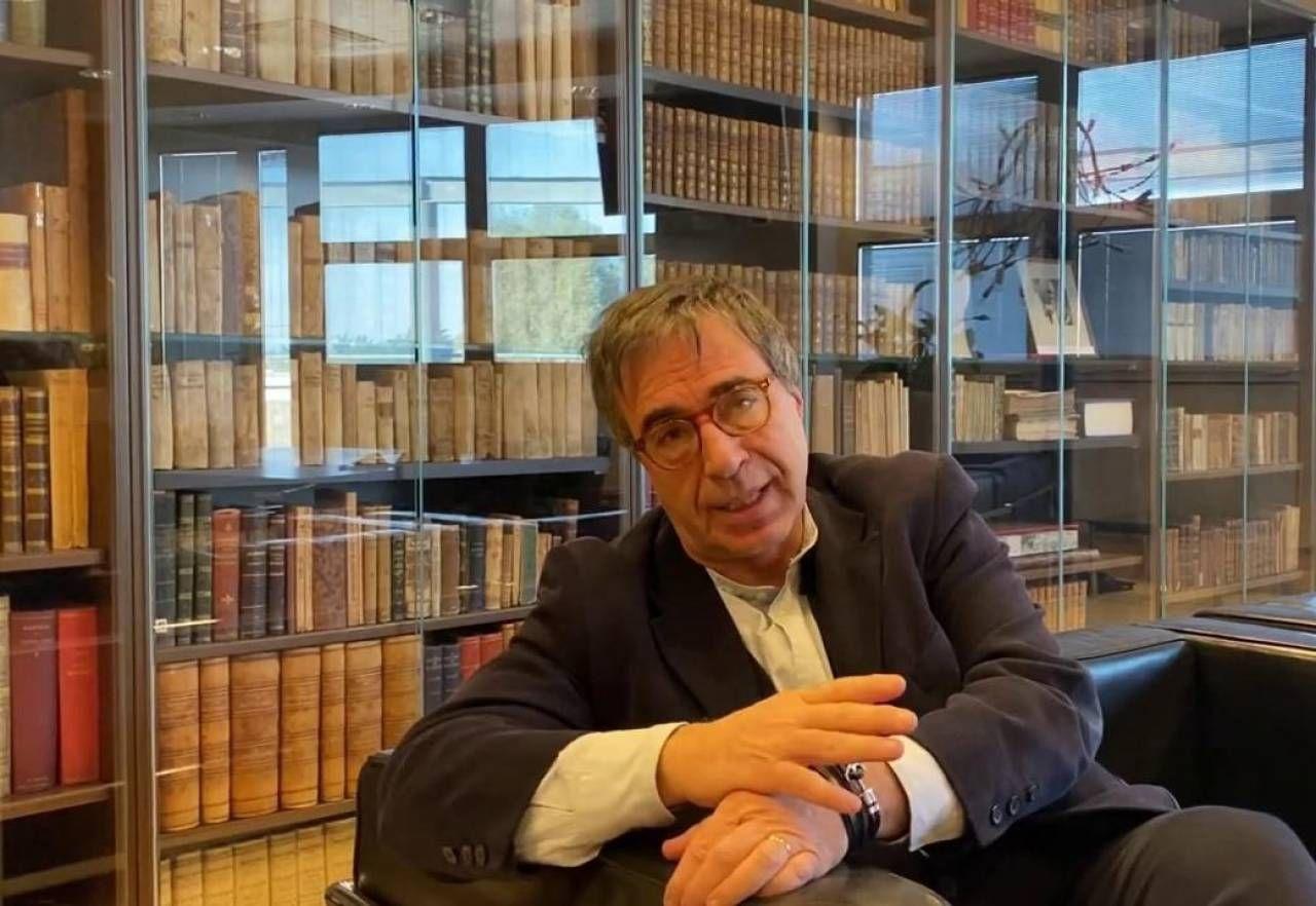 Massimo Ciccozzi, epidemiologo dell'Università Campus BioMedico di Roma