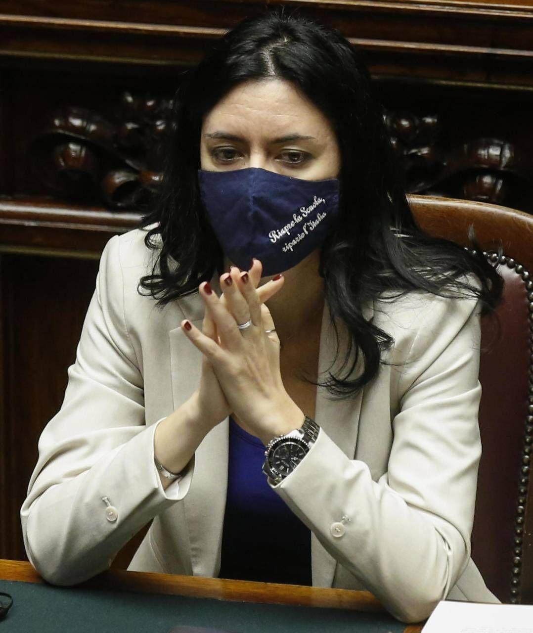 Lucia Azzolina, 38 anni, ministra della Pubblica istruzione, è entrata in carica il 10 gennaio 2020