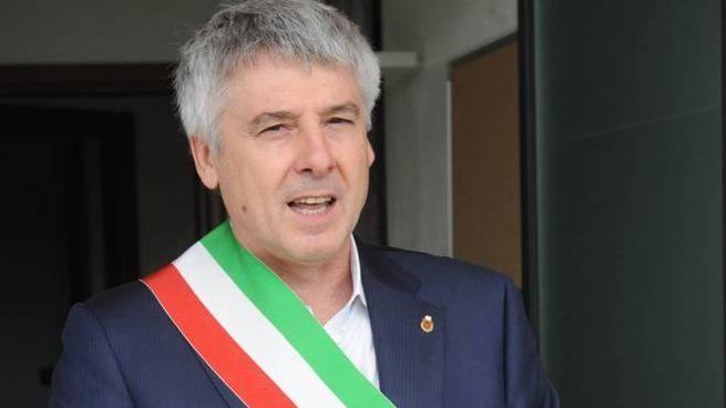 L'ex primo cittadino di Lonate Pozzolo Danilo Rivolta