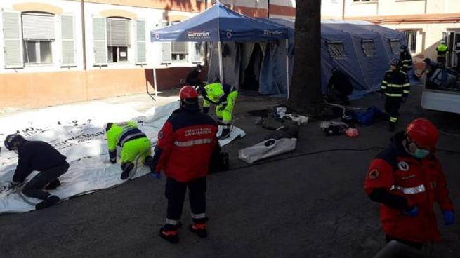 Osimo, sospetto focolaio in ospedale