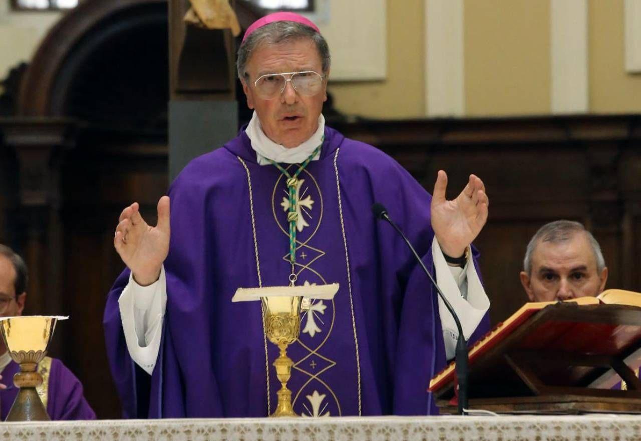 Piero Coccia, 74 anni, è arcivescovo metropolita di Pesaro dal 2004