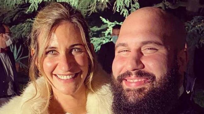 Matrimonio in tre turni causa Covid per Giulia e Iacopo