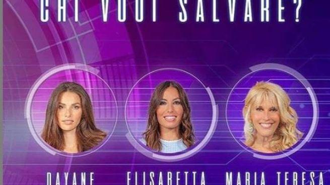 GF Vip 5, le nomination della puntata 11