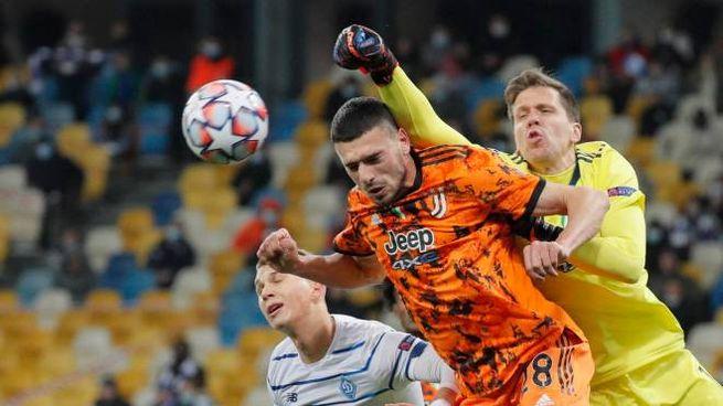 champions league dinamo kiev juventus 0 2 decide la doppietta di morata sport calcio quotidiano net champions league dinamo kiev juventus