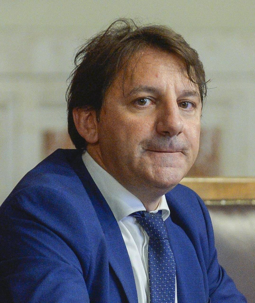 Pasquale Tridico (Inps), 45 anni