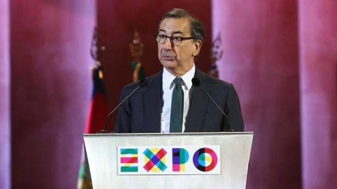 Giuseppe Sala ai tempi di Expo