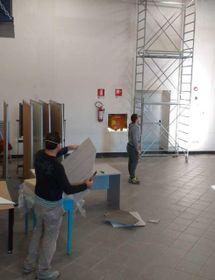 Auditorium di Cislago, aperto il cantiere:  tetto pronto a fine mese