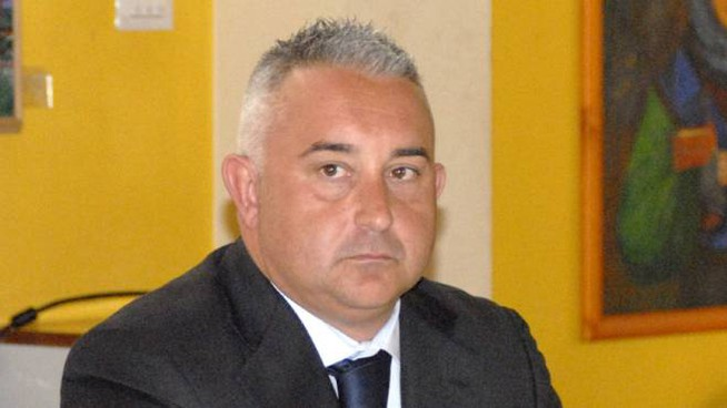 Il sindaco Diego Cinelli