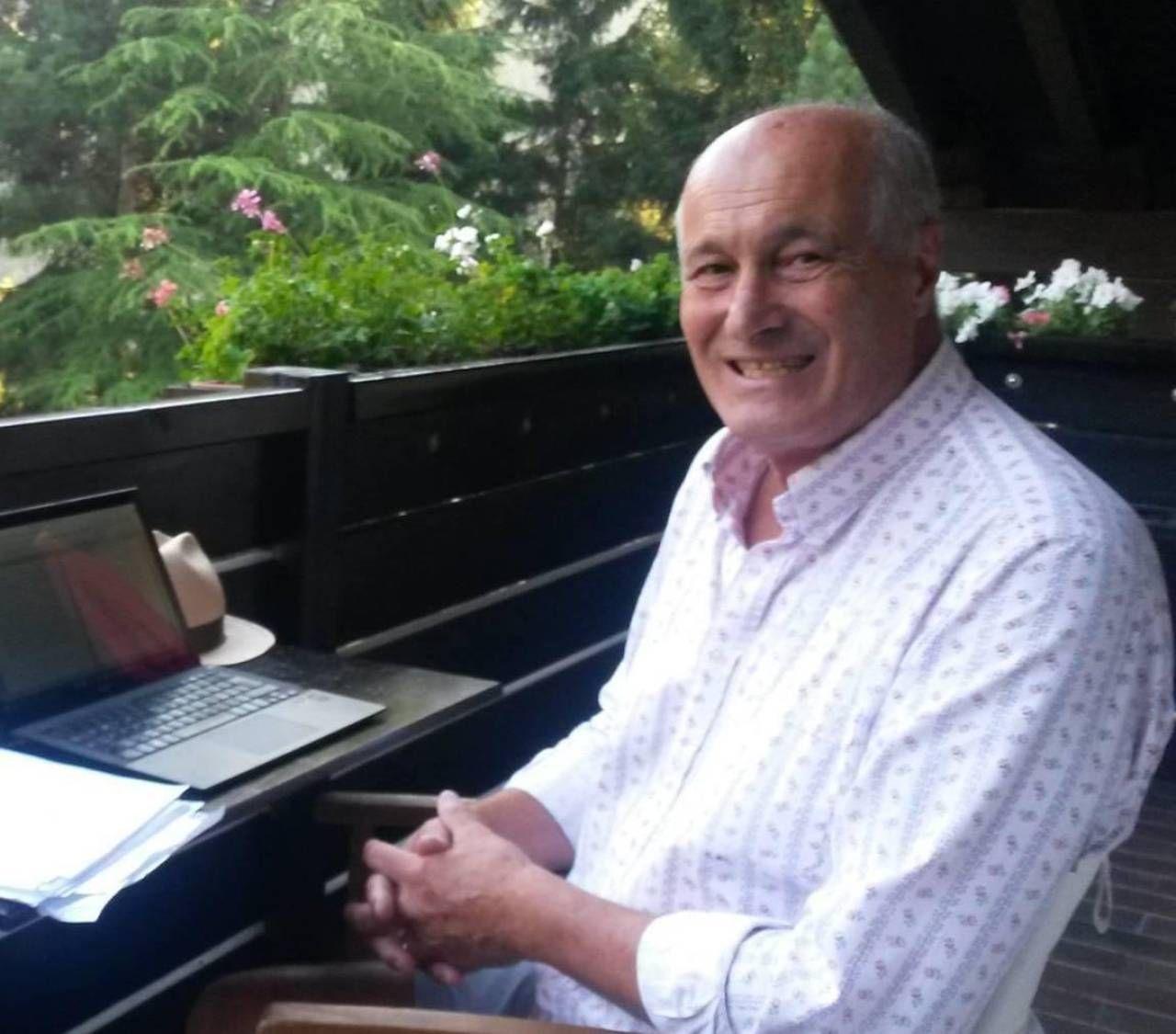 Cesare Briani: ex manager di Mondadori, autore della saga delle avventure di Anna