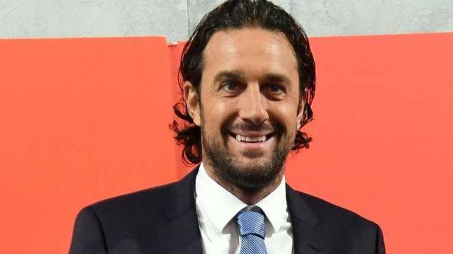 L'ex calciatore Luca Toni