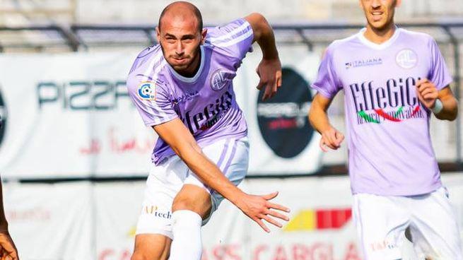 Calcio serie D, Cocuzza del Legnano