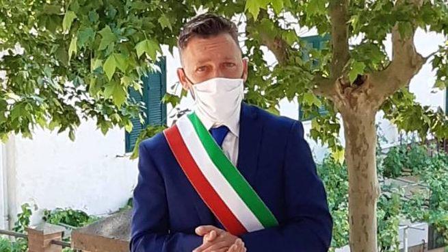 Il sindaco di Monteverdi, Francesco Govi