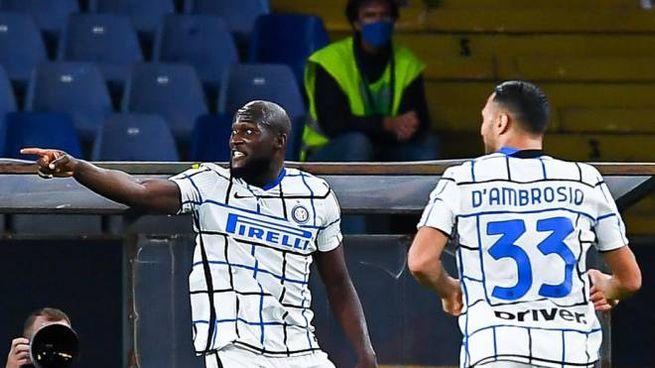 Successo dell'Inter a Marassi contro il Genoa (Ansa)